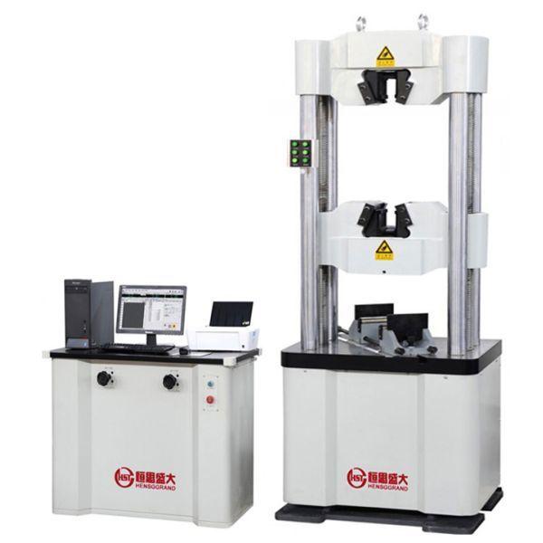 微机屏显高分子材料液压拉力试验机